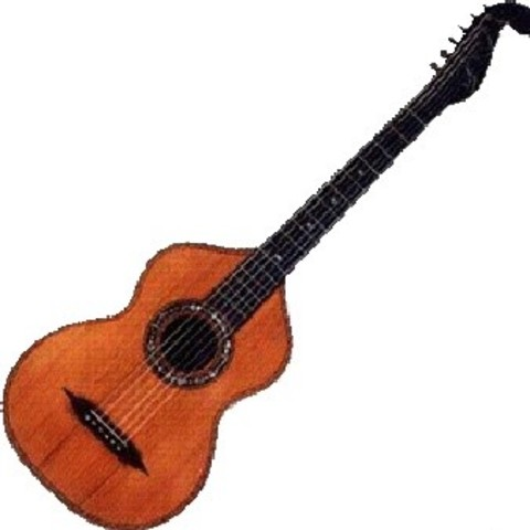 Guitarra de estilo Legnani
