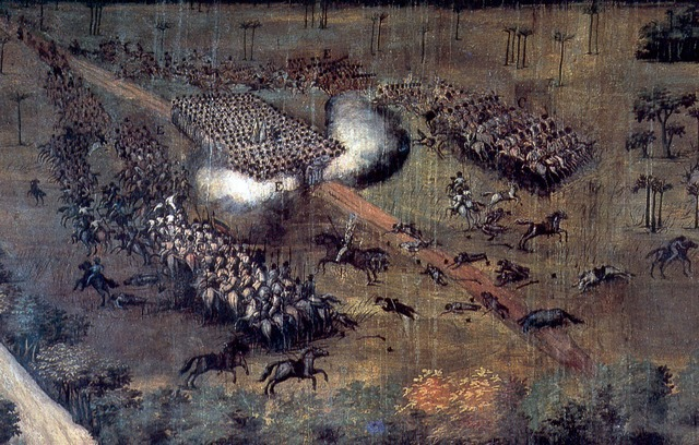 La cosiata o revolución de los morrocoyones