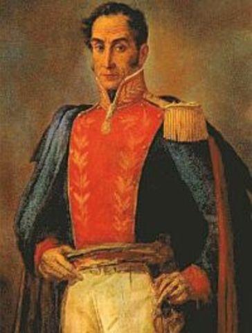 Muere Simón Bólivar