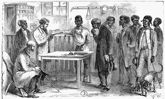 The reconstruction period a time of healing in america
