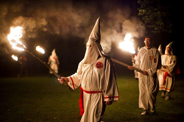 The Third/Modern KKK was formed. (Still active today)