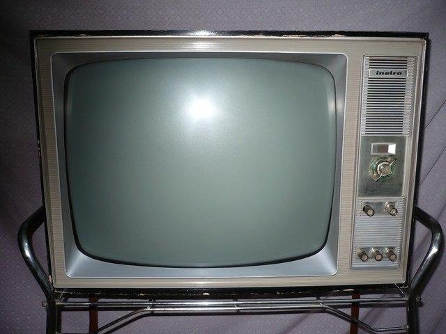 cuarta generación del televisor
