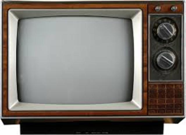 quinta generación del televisor