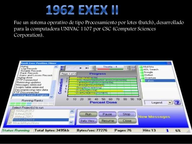 1962 EXEX II