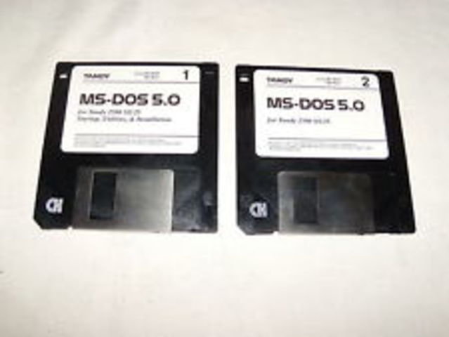1981 MS-DOS