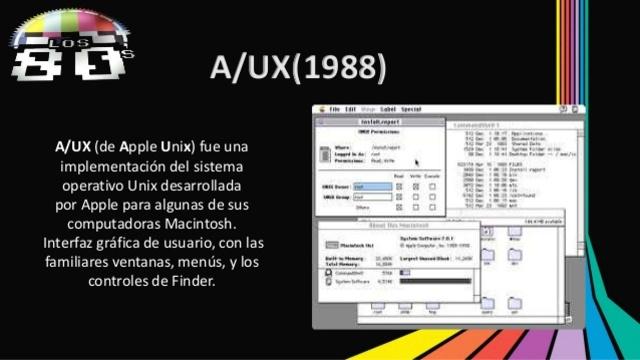 1988 A/UX