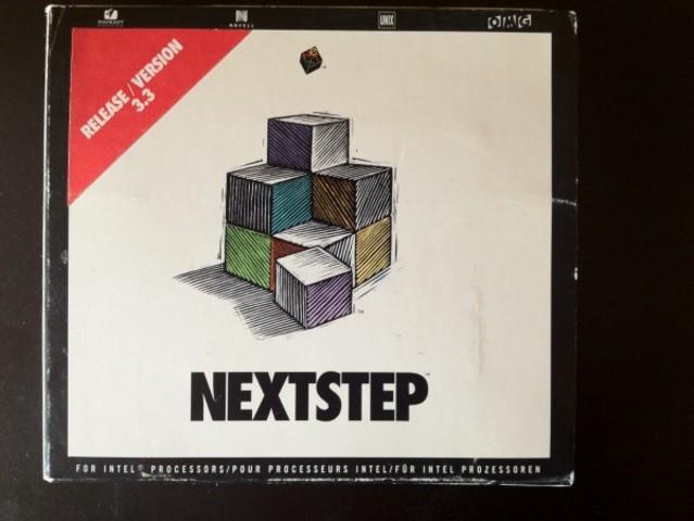 1989 NeXTSTEP