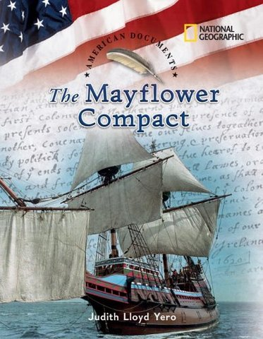 1620 the Pilgrims sign the Mayflower Compact