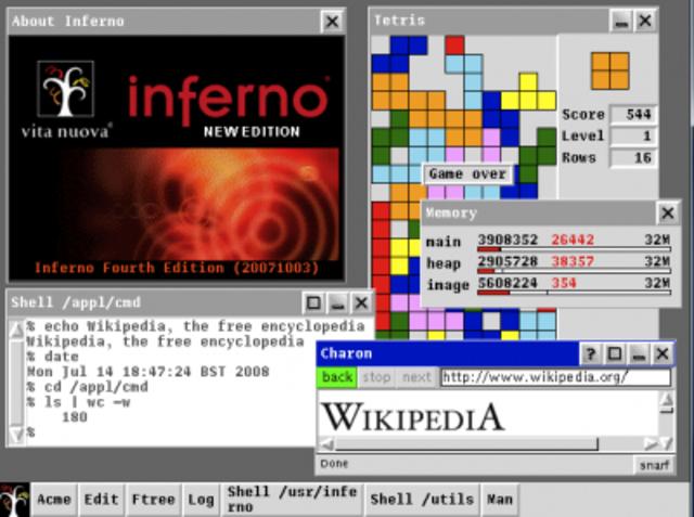 1997 Inferno