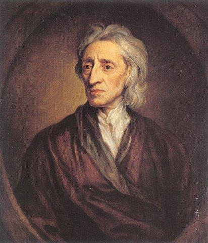 1669 John Locke