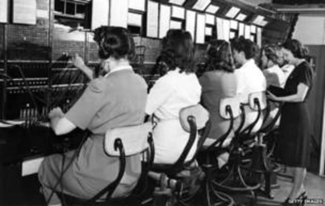 Oficina de Telegrafos y Telefonos