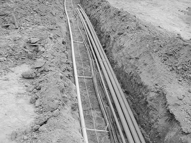 Lineas Telefonicas Subterraneas