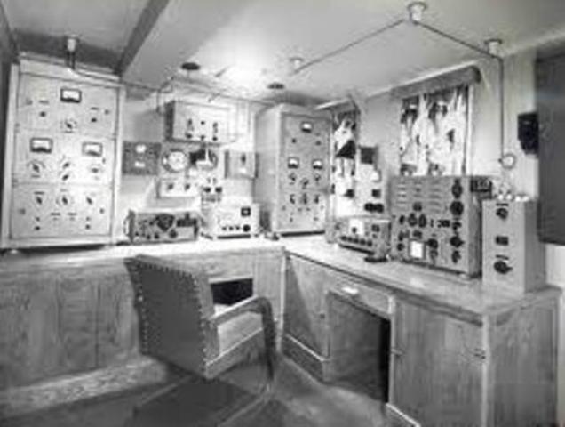 Estacion Radiotelegrafica