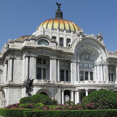Historia de la Arquitectura Mexicana timeline
