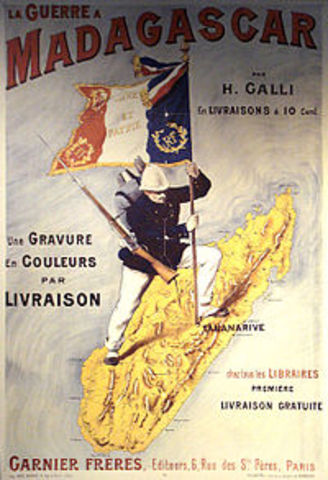 Conquista de Madagascar.