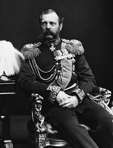 Alejandro II Abolió la Servidumbre en Rusia