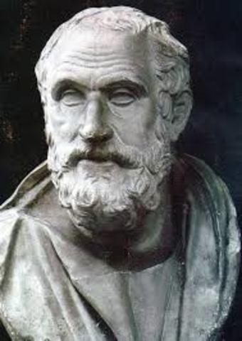 Hipócrates ( siglo v-460 a.c)