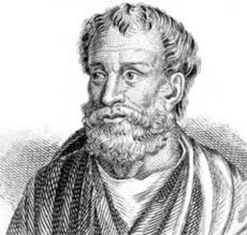 Teofrasto  (371 a.c - 287 a.c