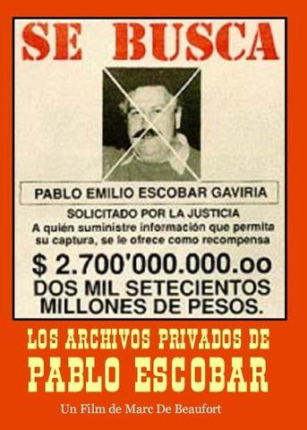 Fuga de Pablo Escobar