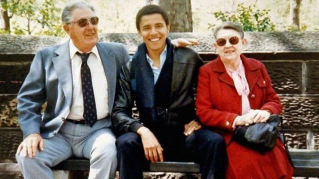 Obama's mother married again