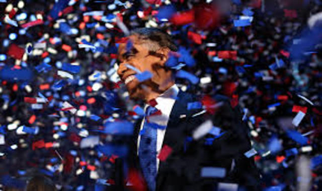 Obama win the presidency again