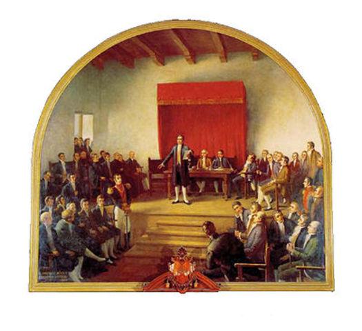 Instalacion Congreso de la Republica