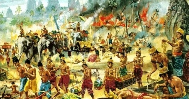 Important Events in the Khmer Empire timeline | Timetoast timelines
