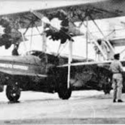 Historia de aviación en Colombia timeline