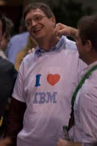 Gates y IBM