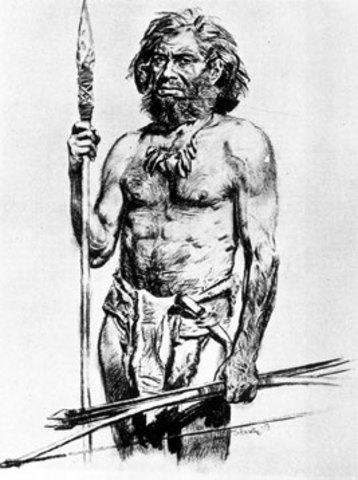 Hombre primitivo