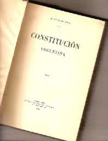 Nueva Constitucion