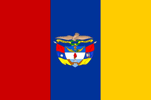 Nueva Constitucion y la Confederacion Granadina