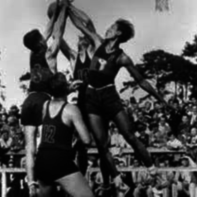 historia del basquetbol timeline