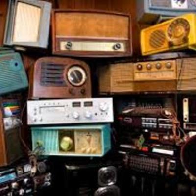 Historia de La radio. timeline