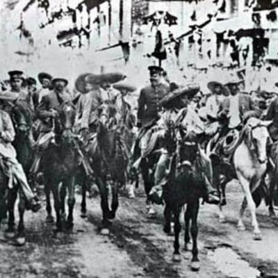 Revolución Mexicana timeline
