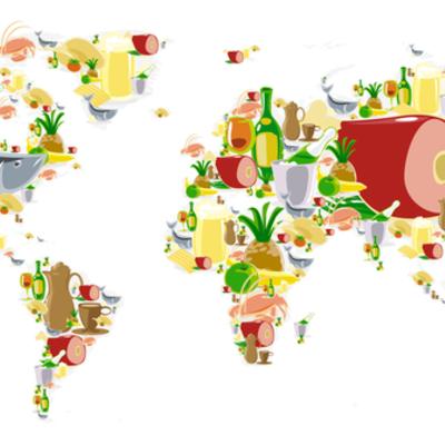 Línea de tiempo. Origen y evolución de la Gastronomía timeline