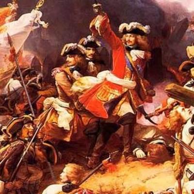 Guerra de Sucesión Española (1700-1714) timeline