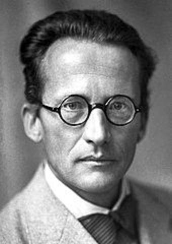 Erwing Schrodinger (1887-1961)