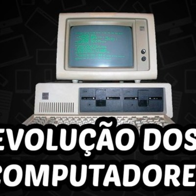 História e evolução dos computadores timeline