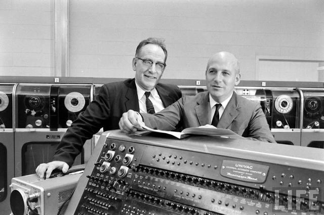 Computadora UNIVAC de Eckert-Mauchly