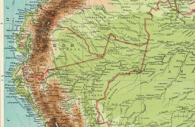 Tratado Muñoz- Vernaza