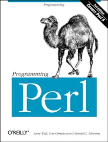 Larry Wall crea Perl