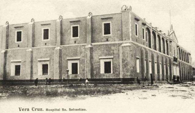 Hospital San Sebastián