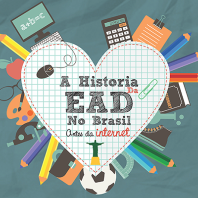 Historiando a Educação a Distância no Brasil e no mundo timeline