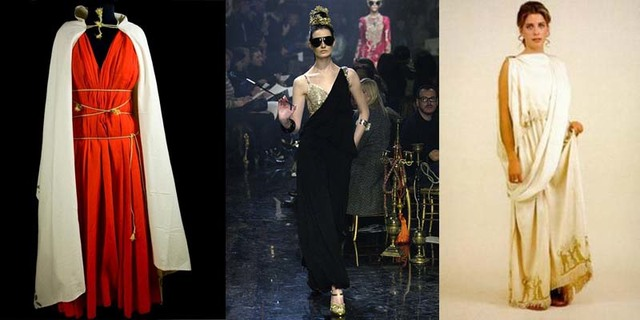 Pharos o vestido jónico