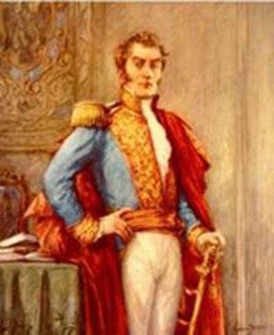 Antonio Nariño Presidente