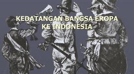 Proses Kedatangan Bangsa Eropa ke Indoneisa  timeline