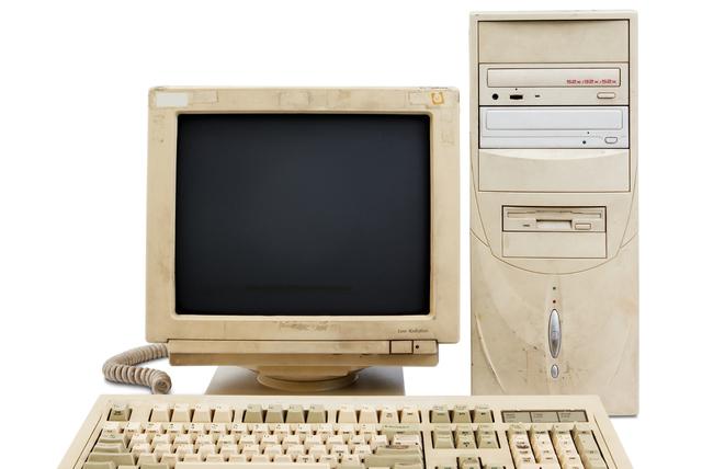 1980 Nueva generación de Computadoras