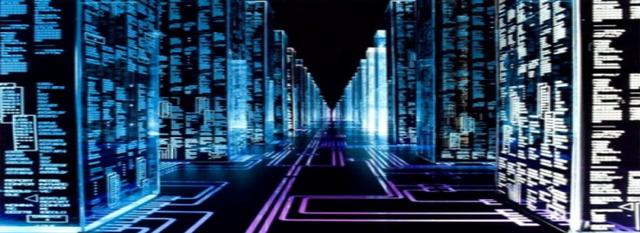 1996 Ciberespacio