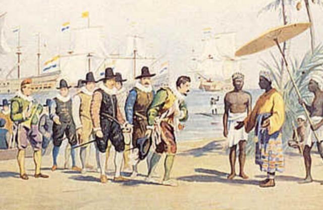 Kedatangan Bangsa Spanyol